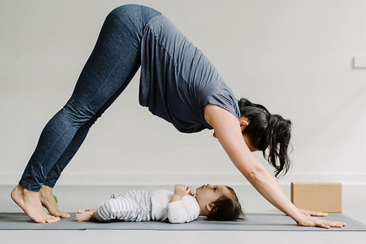 Postpartum Exercise- Why You Should Proceed with Caution